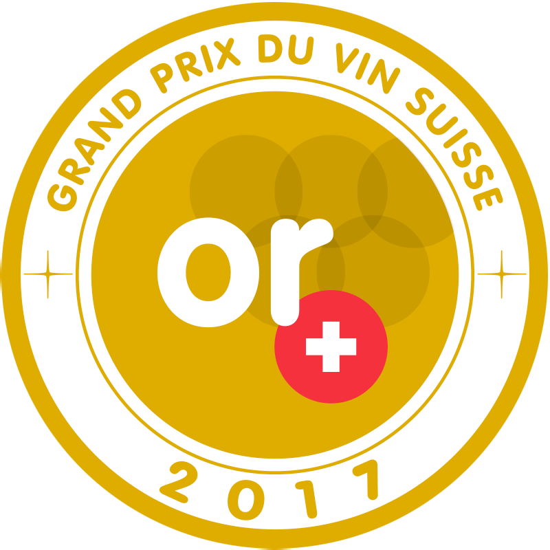 Grand Prix Vins Suisses - Or 2017